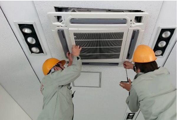 Thợ vệ sinh máy lạnh ở Xã Vĩnh Hòa