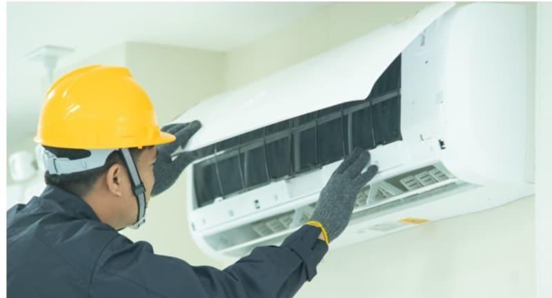 Thợ vệ sinh máy lạnh ở Thị Trấn Phước Vĩnh