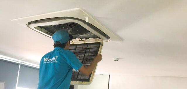 Thợ vệ sinh máy lạnh tại Xã Phước Hòa