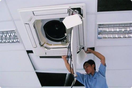 Thợ vệ sinh máy lạnh ở Xã Tân Hiệp