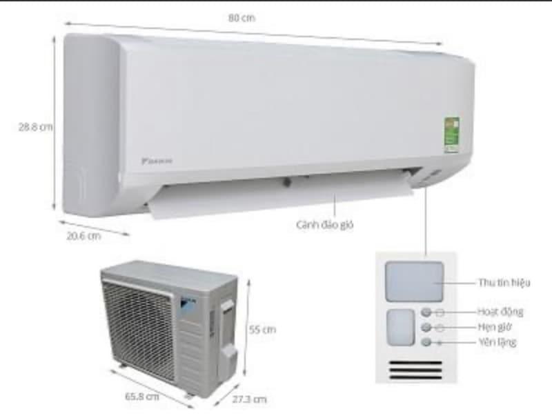 Vệ sinh máy lạnh công nghiệp tại Phường Hiệp An