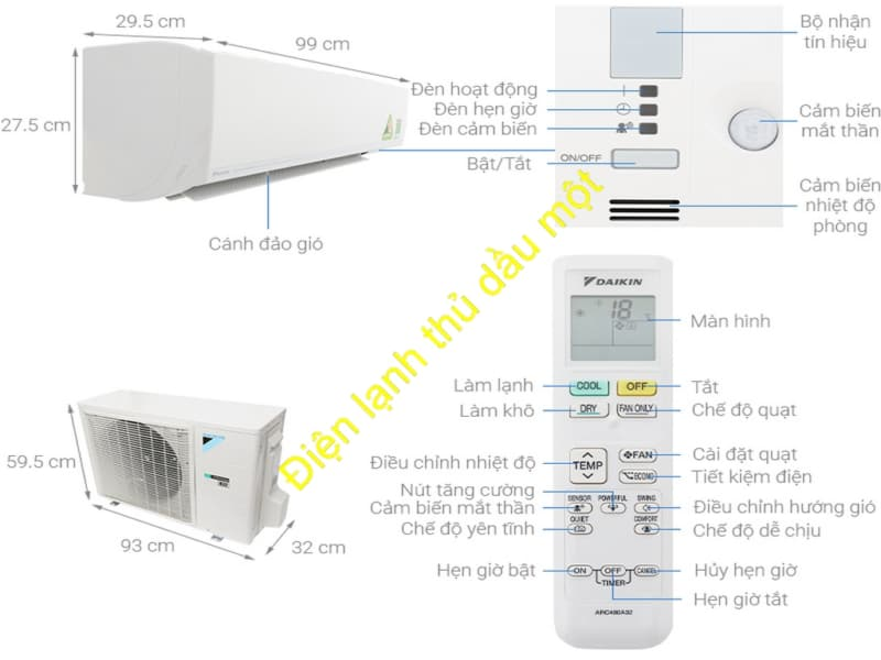 Dịch vụ vệ sinh máy lạnh công nghiệp ở Xã Phước Sang