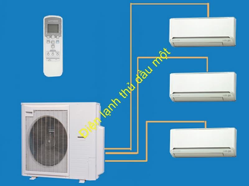 Dịch vụ vệ sinh máy lạnh công nghiệp ở Thị Trấn Lai Uyên