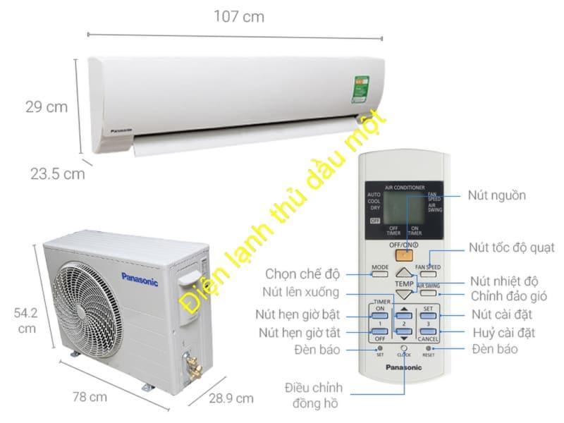 Vệ sinh máy lạnh công nghiệp ở Xã Trừ Văn Thố